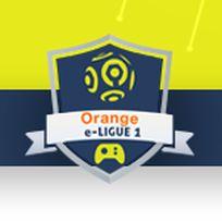 Championnat Orange e-LIGUE 1 organisé par la LFP