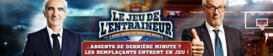 Fantasy League JDE de Winamax avec Raymond Domenech et Jacques Monclar
