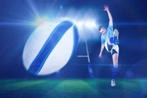 Drop au rugby