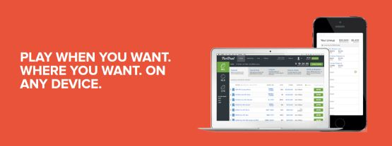 Application FanDuel