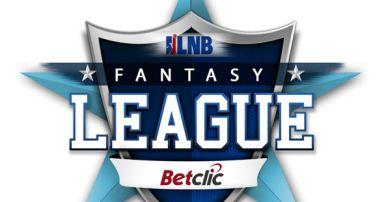 Betclic Fantasy League LNB