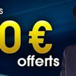 Code promo Netbet pour recevoir jusqu'à 100€ offerts pour vos paris sportifs