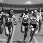 Parier sur l'athlétisme