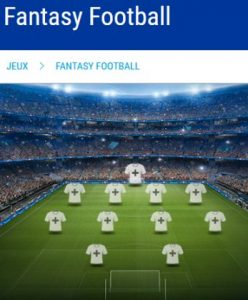 Fantasy UEFA Champions League
