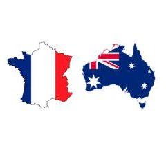 France Australie Coupe du Monde de Russie 2016