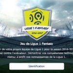 Coup d'envoi du jeu de Ligue 1 Fantasy LFP Panini