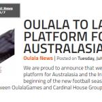 Oulala débarque en Australie et en Inde