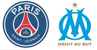 PSG OM : Affiche Ligue 1