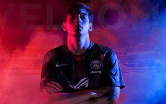 Rafifa13 : troisième joueur Fifa 17 de PSG eSports