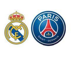 Real Madrid - PSG : 8èmes de finale Ligue des Champions