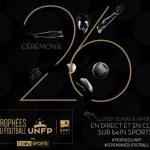 Liste des joueurs nommés pour les Trophées UNFP 2017 de Ligue 1