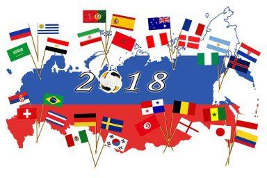 calendrier équipe de France Coupe du Monde 2018