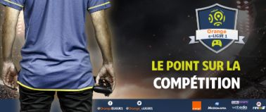 Championnat de France e LIGUE 1 sur Fifa 17
