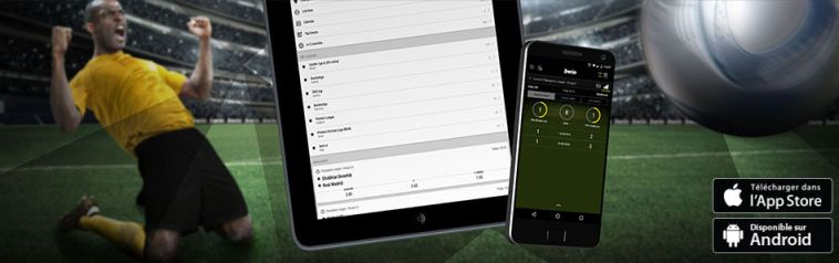 Application Bwin pour paris sportifs