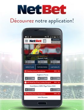 Application Netbet