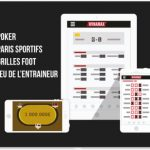 Application Winamax Android et iOS pour paris sportifs, Poker et Fantasy League