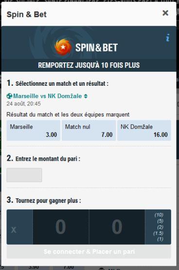 BetStars Bet & Spin
