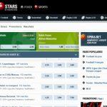 BetStars, avis sur la plateforme de paris sportifs de PokerStars