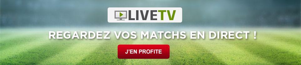 Betclic Live TV pour voir tous les matchs en direct et en streaming gratuitement