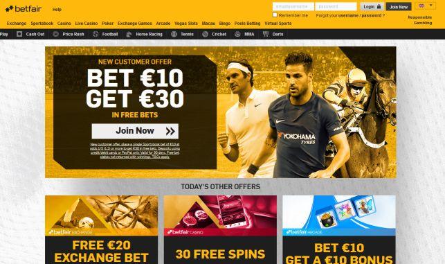 Betfair, une plateforme de Betting Exchange accessible depuis la France ?
