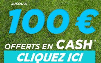 Bonus 100€ Parions Sport