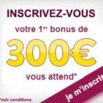 Bonus Feelingbet : jusqu'à 300€ offerts pour vos paris sportifs