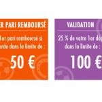 Recevez jusqu'à 150€ de bonus Joa Online pour vos paris sportifs et hippiques
