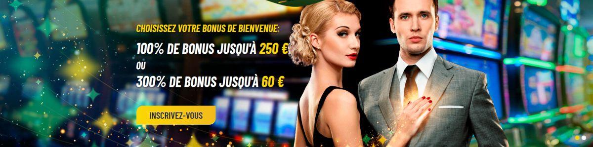 Bonus Ma Chance Casino en ligne