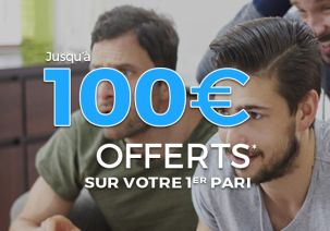 Bonus Parions Sport 100€