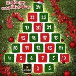 Sélection des meilleurs calendriers de l'avent paris sportifs et promos de Noël !