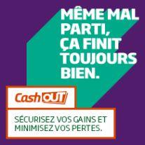 Cash Out PMU pour revendre un pari avant la fin du match