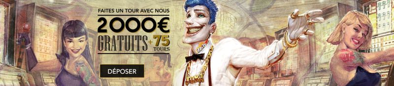 Casino Joka Bonus