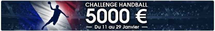 Challenge Handball Netbet