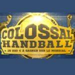 15000€ de dotation pendant le mondial de handball sur Winamax