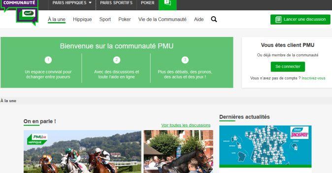 Communauté PMU : entraide pour le sport, le turf et le poker