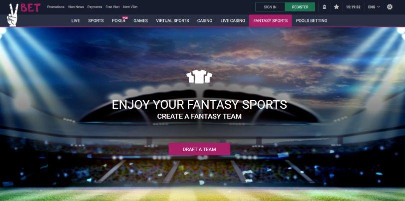 Fantasy Sports Vbet