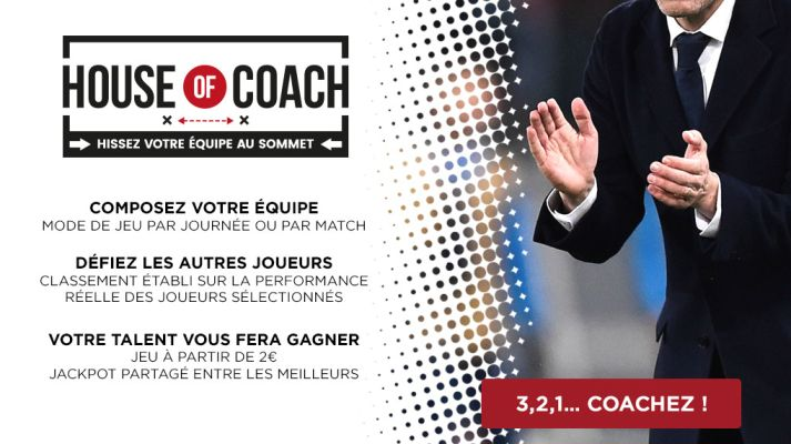 House of coach : le jeu Fantasy de ZEbet