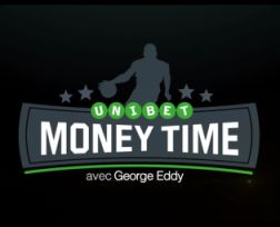 Money Time Unibet, les pronostics basketball de George Eddy