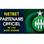 Netbet sponsor officiel de l'AS Saint-Etienne