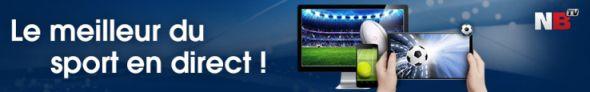 Netbet TV pour voir des matchs en direct et en streaming