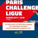 Paris Challenge Ligue 2017-2018 : la compétition 100% PSG du PMU