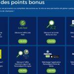 Gagnez des points bonus pour le Championnat de France des Pronos