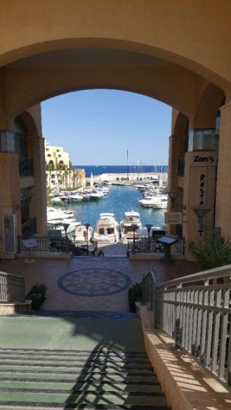 Portomaso à Malte