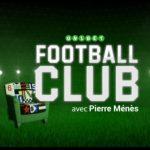 Pierre Ménès et ses pronostics sont de retour sur Unibet