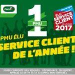 Le service client PMU est élu Service client de l'année 2017