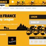 Le Tour de France Fantasy League par UDT Games, vivez Le Tour différemment cette année!