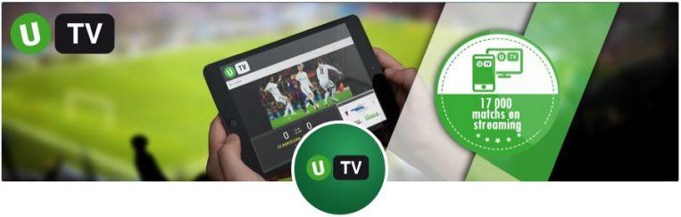 Unibet TV propose chaque année 17.000 matchs en streaming