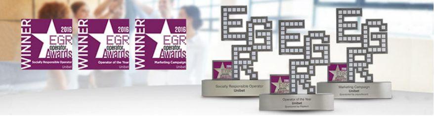 Unibet awards
