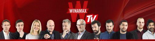 Winamax TV : 40 heures de direct chaque semaine sur le sport et le poker