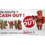 ZEbet lance son Cash Out pour sécuriser vos paris sportifs !